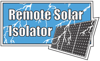 "Remote Solar Isolator – Manufacturers and Distributors of the Australian made ""Solar Safety ShutOFF"""