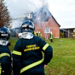 Rooftop solar panels pose a huge risk fire fighters trying to put out burning buildings and rescue those who may be trapped inside.
