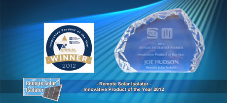 Innovative Product of the Year (2012)