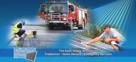 The engineered Solar Safety ShutOFF is the most technologically advanced protection system involving solar generation. Solar Safety Solution for everyone.